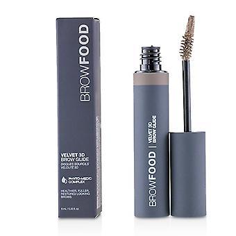 Lashfood Velvet 3D brow Glide-# brunette-6ml/0.2 oz