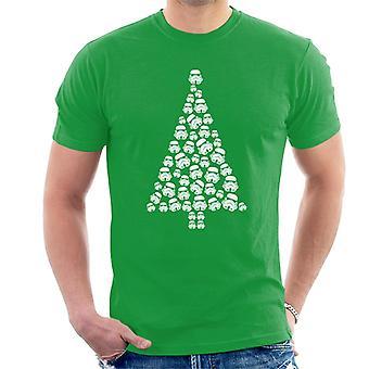 Original Stormtrooper Trooper Christmas Tree Men's T-Shirt