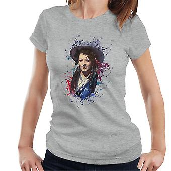 TV kertaa Boy George kulttuurin keskus naisten t-paita