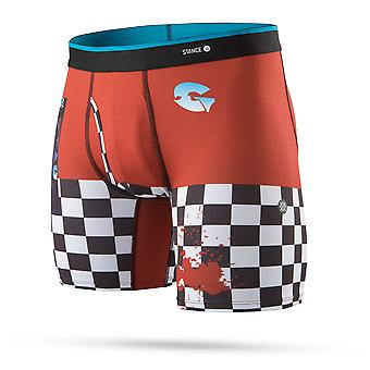 Stance Liquid Swords Boxer Brief Underwear in Red