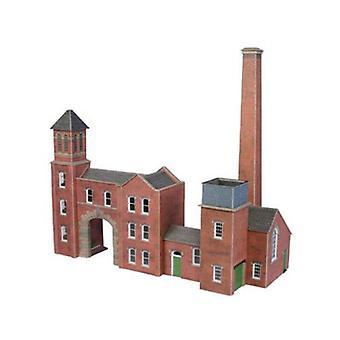 Metcalfe Po284 Gauge Boilerhouse & fabrik indgangen