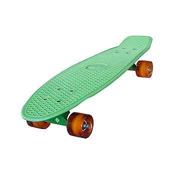 Улица серфинг зеленый волнения пляж Совет скейтборд 28-дюймовый