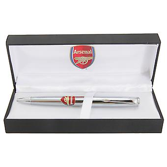 Arsenal FC cromo oficial fútbol cresta bolígrafo