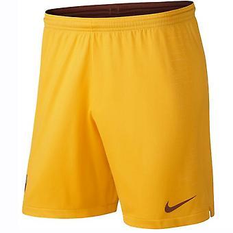 2018-2019 AS Roma Nike dritte Shorts (Orange)