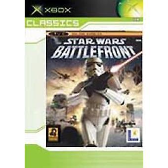 Star Wars Battlefront Classics (Xbox)-nieuw