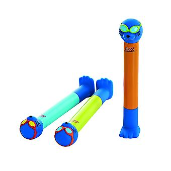 Zoggs Zoggy Dive Sticks - Set of 3