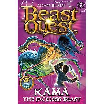 Kama the Faceless Beast by Adam Blade - 9781408324011 Book