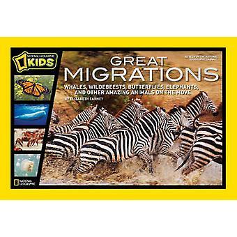 Great Migrations - Whales - Wildebeests - Butterflies - Elephants - an