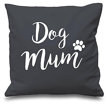 Dog Mum Grey Cushion Cover 16