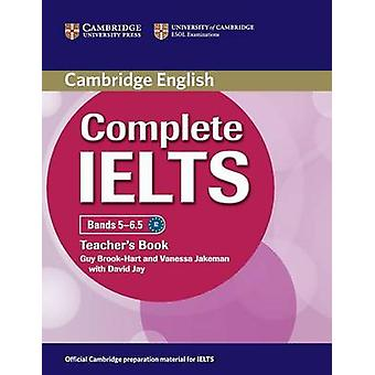 Complete IELTS Bands 5-6.5 Teacher's Book by Guy Brook-Hart - Vanessa