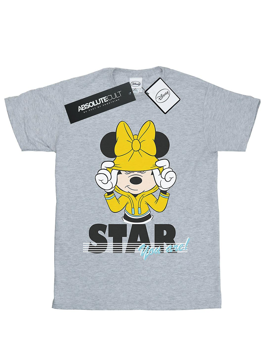 Disney Girls Mickey Mouse Star You Are T-Shirt