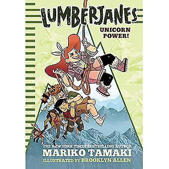 Lumberjanes: Unicorn Power! (Lumberjanes #1) (Lumberjanes)