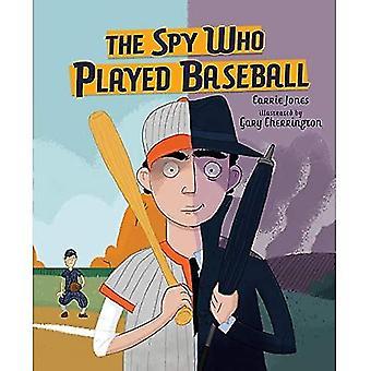 Der Spion, der Baseball gespielt