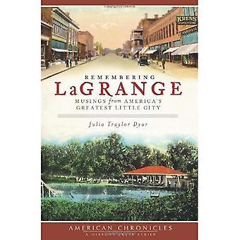 Lembrando de Lagrange: Reflexões da maior cidade da América
