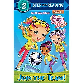 Join the Team! (Sonnentag) (Einzelschritt Lesung)
