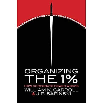 Organizing the 1%: How Corporate Power Works