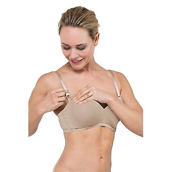 Marlie Bamboo Adjustable Straps with Flexible-Wireless Cup Nursing Bra