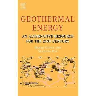Geotermisk energi av Gupta & hård