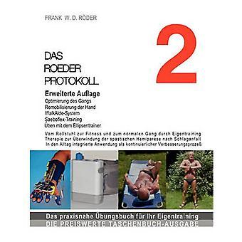 DAS ROEDER PROTOKOLL 2 Erweiterte Auflage von Rder & Frank W. D.
