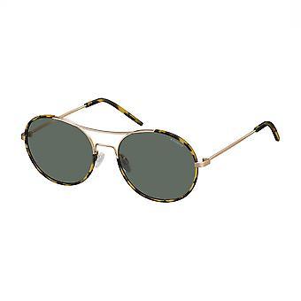 Okulary przeciwsłoneczne Polaroid 233628 czarna Unisex wiosna/lato