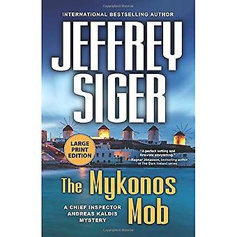 La mafia de Mykonos (inspecteur en chef Andreas Kaldis mystères)