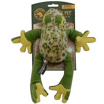 Country Pet Frog Dog Toy