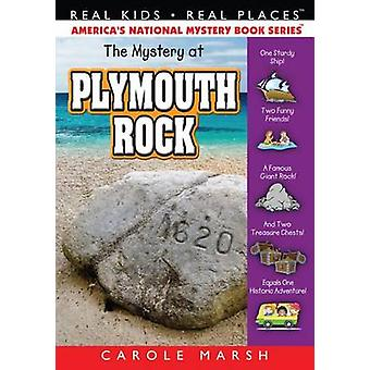 Mystery at Plymouth Rock by Carole Marsh - 9780635124265 Book