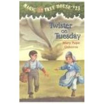 Twister on Tuesday by Mary Pope Osborne - Salvatore Murdocca - 978075