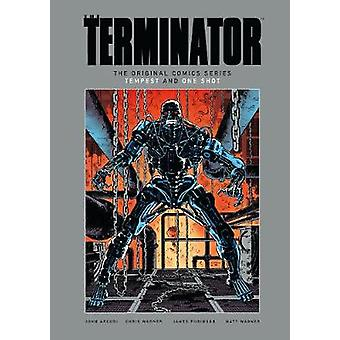 The Terminator - The Original Comics Series - Tempest and One Shot by