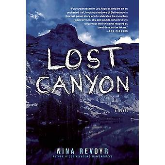 Lost Canyon by Nina Revoyr - 9781617753534 Book