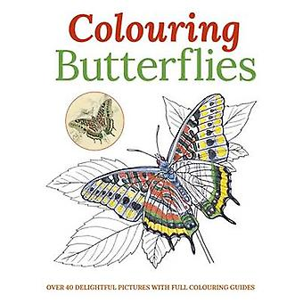 Colouring Butterflies by Arcturus Publishing - 9781784048525 Book