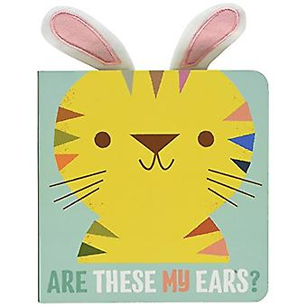 Are Those My Ears? - Tiger by Yoyo Books - 9789463602518 Book