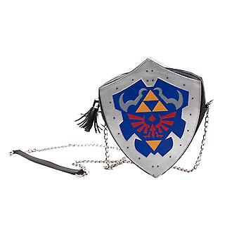 The Legend of Zelda Shield Shoulder Bag