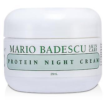 Mario Badescu Protein nattkrem - For tørr / sensitiv hudtyper - 29ml / 1oz