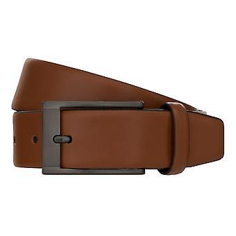 MONTI MARRAKESCH Cintura Uomo Cintura In Pelle Cognac 8042
