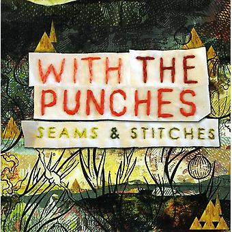 With the Punches - Seams & Stitches [CD] USA import