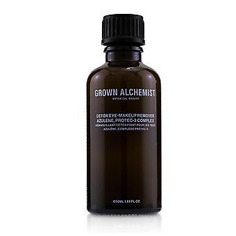 Gegroeid alchemist detox Eye-Make-up remover-Azulene & amp; ProTec-3 complex-50ml/1.69 Oz