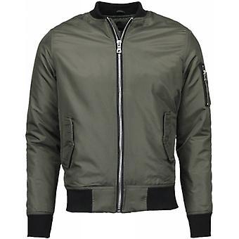 Casual Jacket-Bomber jacket-Green