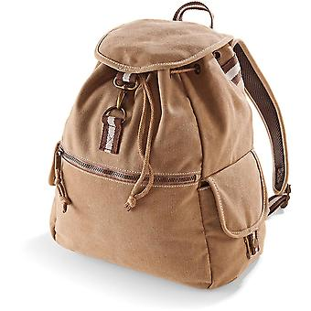Quadra - Vintage Canvas Backpack