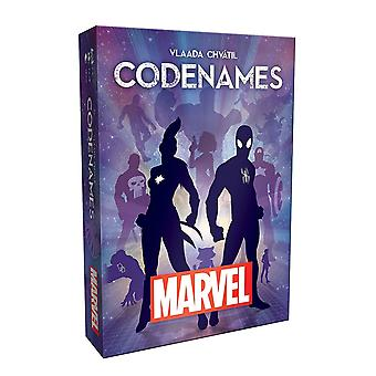 Jeu de cartes des noms de code