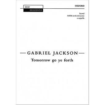 غدا يذهب يي إليها-تسجيل صوتي غابرييل جاكسون--9780193439764