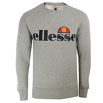 Ellesse succiso mannen grijs mergel sweatshirt