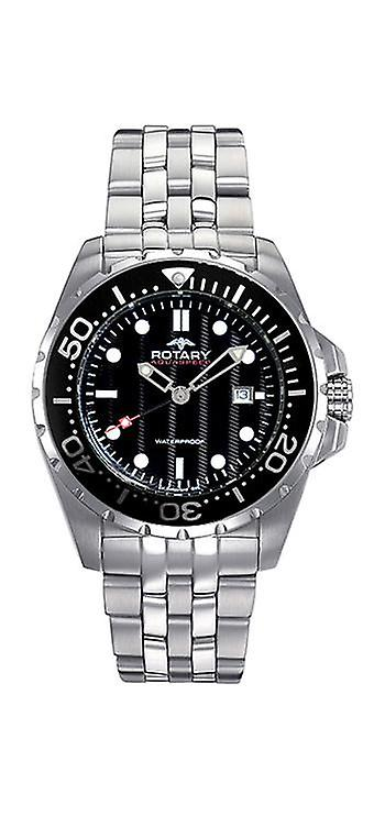 R0038/AGB00013-W-04 Men's Rotary Watch
