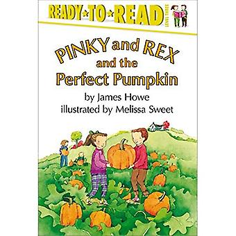 Ready to Read Pinky and Rex and the Perfect Pumpkin (Pinky and Rex (Aladdin Hardcover))