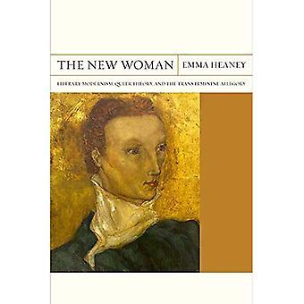 Nye kvinnen: Litterær modernisme, skeiv teori og Trans Feminine allegori (FlashPoints)
