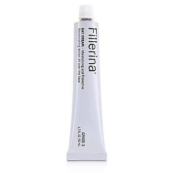 Fillerina Day Cream (moisturizing & Protective) - Grade 3 - 50ml/1.7oz