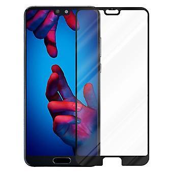 Pellicola serbatoio a schermo intero Cadorabo per Huawei MATE 20 LITE - Vetro protettivo del display temperato in hardness 9H con compatibilità 3D Touch