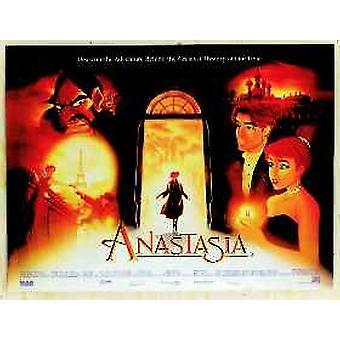 Anastasia (A) alkuperäinen elokuva juliste