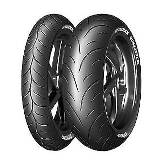 Pneus Moto Dunlop Sportmax Qualifier F ( 120/70 ZR17 TL (58W) M/C, Roue avant )