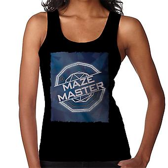 De Crystal Maze Full Color vrouwen ' s vest